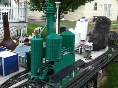Legoland Mill Twin - arrives at the PAZ!
