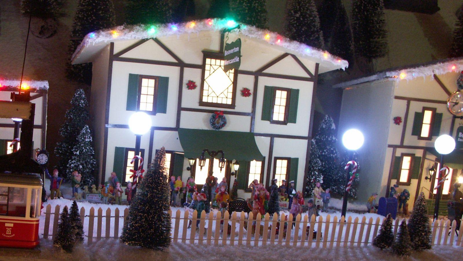 Christmas Village 4 058