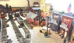 Tom's RR Layout #1 4 22 2015