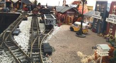 Tom's RR Layout #2 4 22 2015