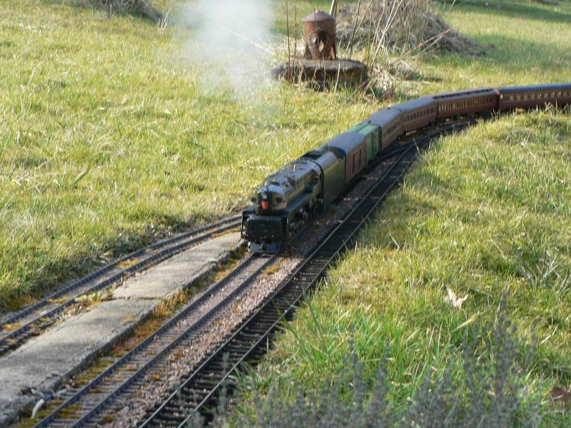 PRR T1: T1 Locomotive Trust - wants to build replica