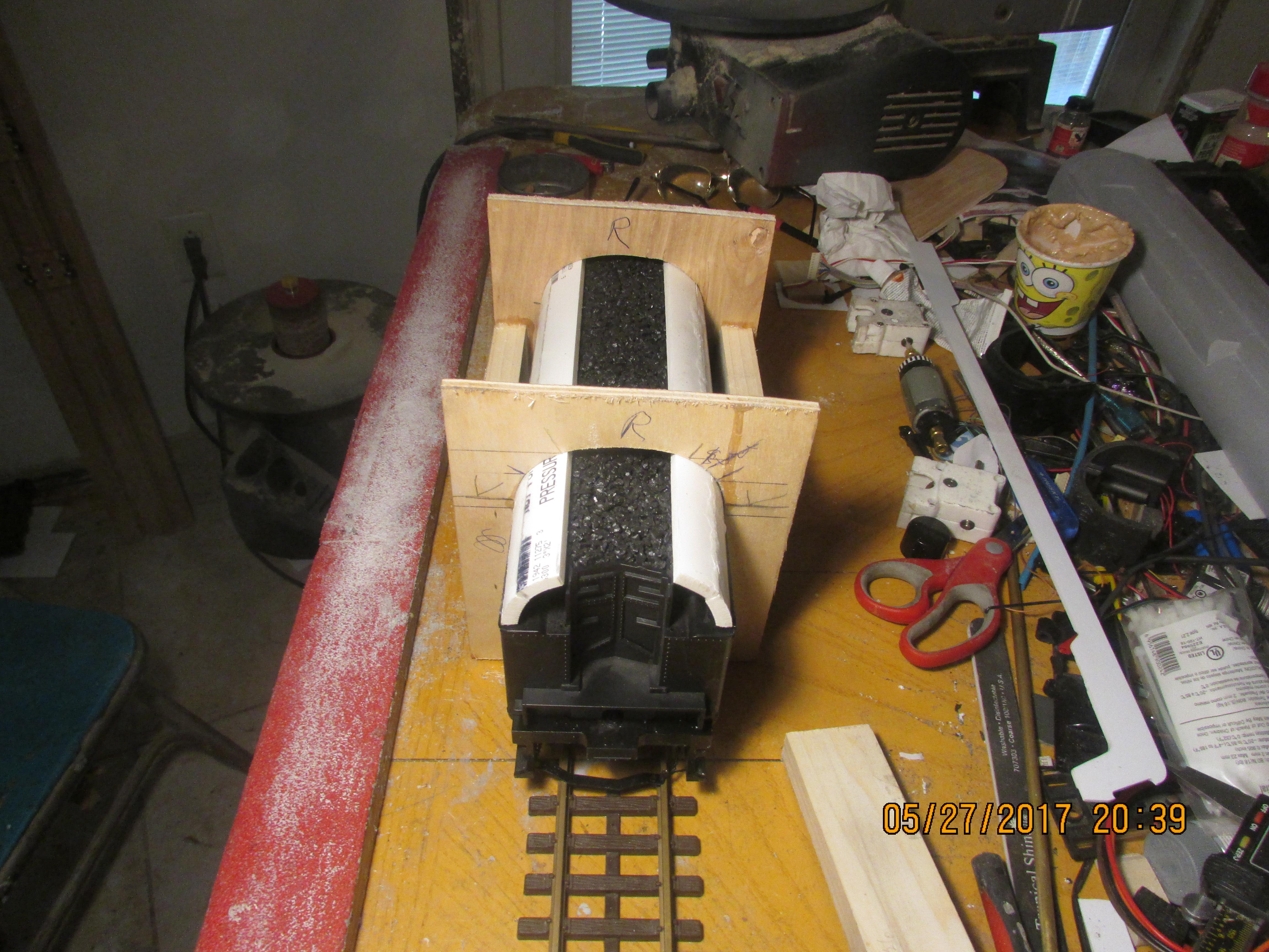 PRR T1 kitbash from 2 Hudsons - Page 6 - Kitbashing & Model
