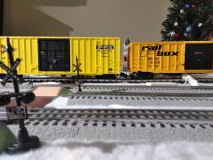 AML 50' Gunderson Comparison