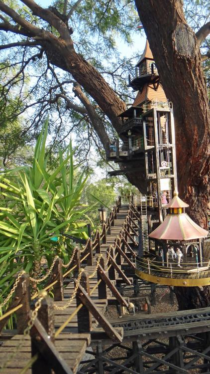 Garden Railway Treehouse Remodeled-10.JPG